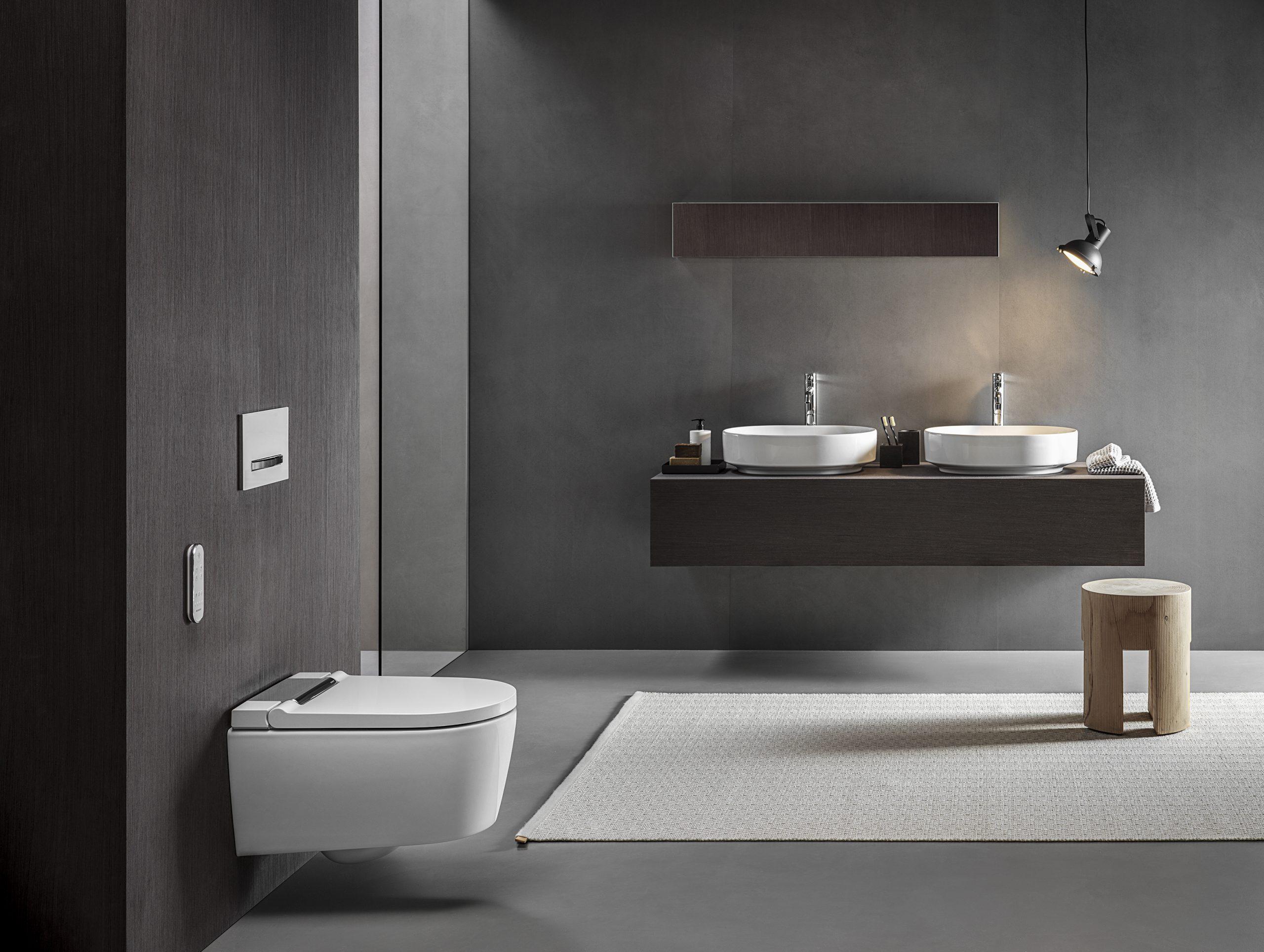 Idee Per Ristrutturare Il Bagno il bagno si fa smart con la domotica - 100 idee per
